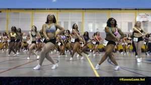 Baltimore Ravens Cheerleaders Audition Videos
