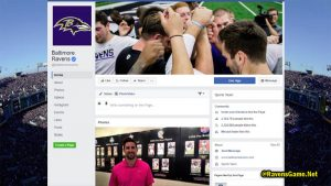 Baltimore Ravens Official FB Page Fans 2017
