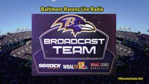 Baltimore Ravens Live Radio Streaming