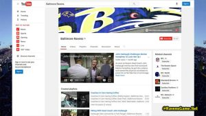 Baltimore Ravens You Tube Fans 2017