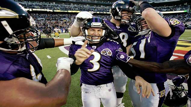 Baltimore Ravens Players of All Time