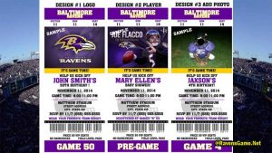 Baltimore Ravens Game Tickets