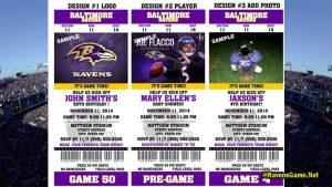 Baltimore Ravens Game Tickets