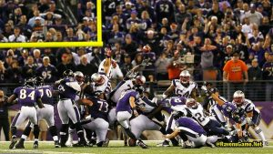 New England Patriots vs Baltimore Ravens Rivalry