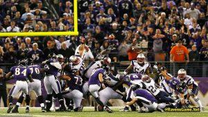 New England Patriots vs Baltimore Ravens Rivalry