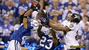 Indianapolis Colts vs Baltimore Ravens Rivalry