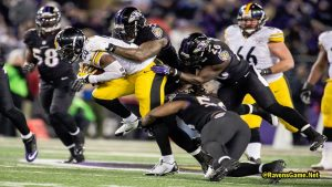 Baltimore Ravens vs Pittsburgh Steelers Rivalry 2017