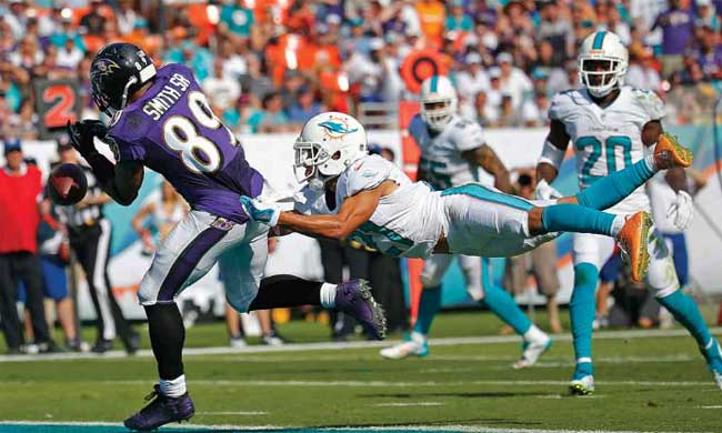 Dolphin vs ravens Preseason 2017