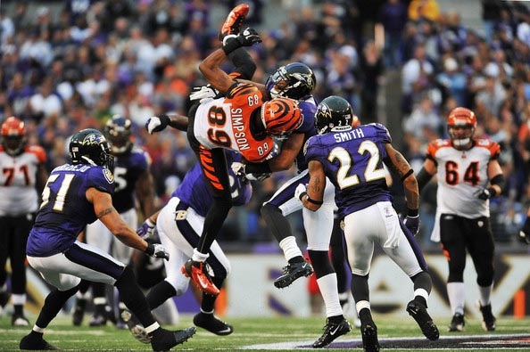 RAVENS MAY UPSET BENGALS AGAIN ON SUNDAY REG WEEK 1